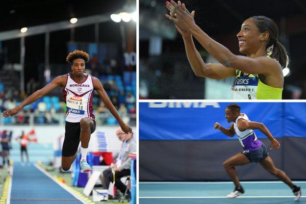 Championnats de France en salle