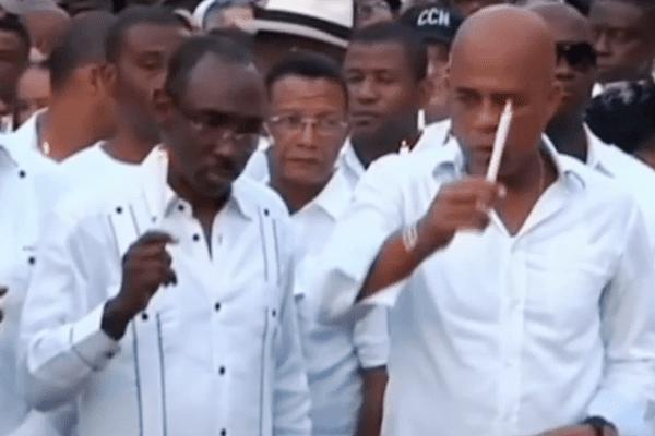 Haïti en deuil