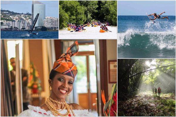 Images vacances en Martinique