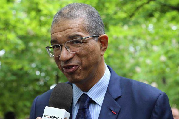 Lionel Zinsou, chargé de mission sur le musée de l'esclavage