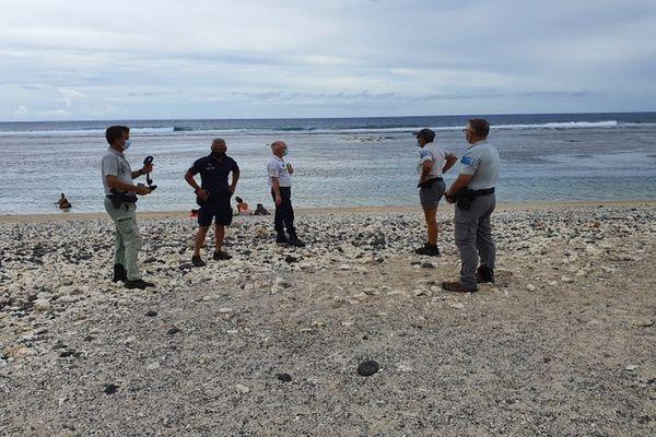 littoral plage pêche illégale braconniers saint-pierre 230221