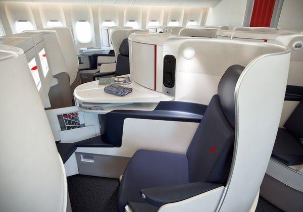 Air France nouveaux sièges