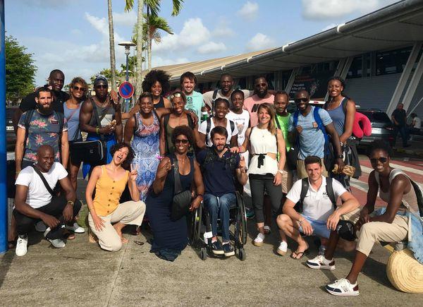 Martinique Summer Games 2019.