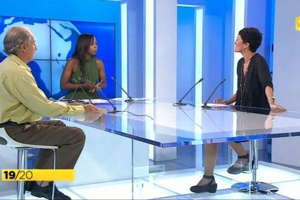 Carnet de campagne : plateau Valérie Filain et Emmanuelle Haggai