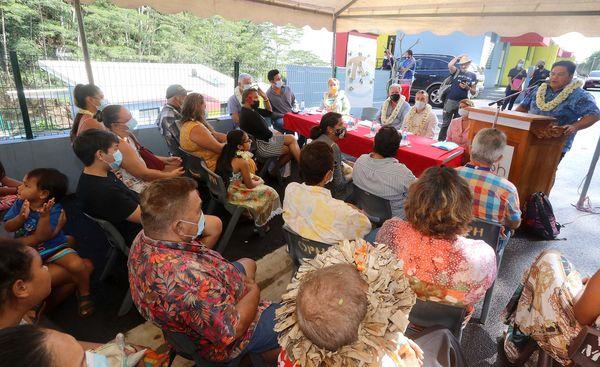 Résidence sociale Atima Iti : avec la location-vente, 13 familles deviendront propriétaires
