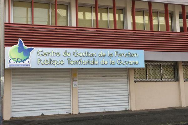 Centre de gestion de la Guyane