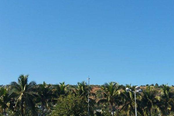 Ciel bleu sur l'Ouest