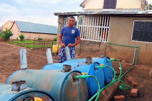 Inventeur du collecteur de méthane pour faire la cuisine