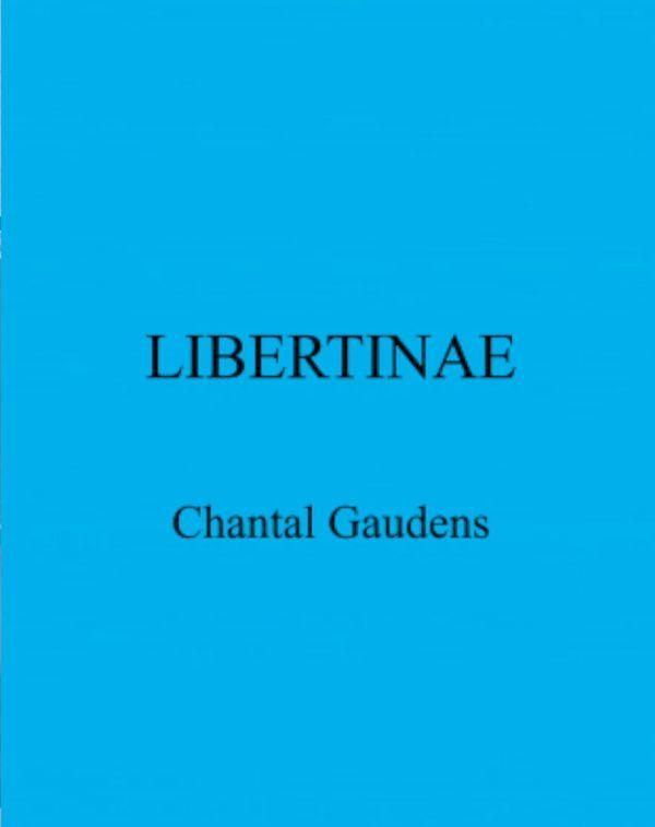 "Couverture ""Libertinae"""