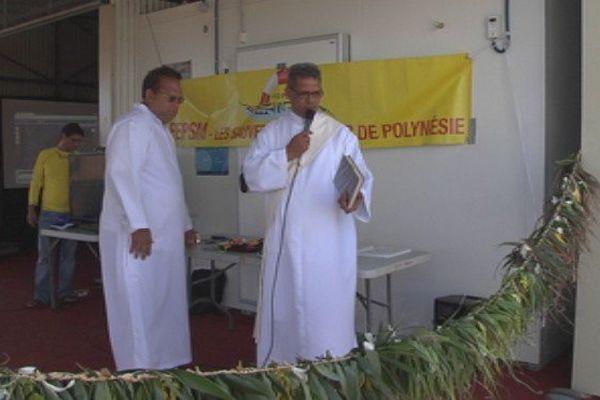 Le centre de secours en mer de Vaitupa inauguré