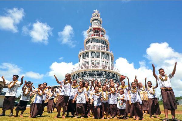 Chorale Donum Dei - Wallis et Futuna