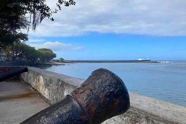 Saint-Pierre au lever du jour octobre 2020