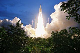 Tir Ariane 5