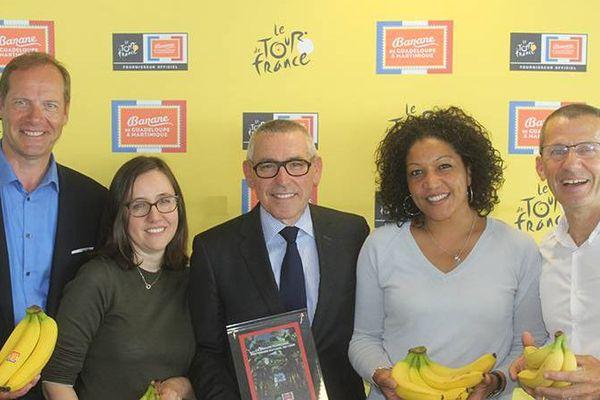 Producteurs de banane et Tour de France