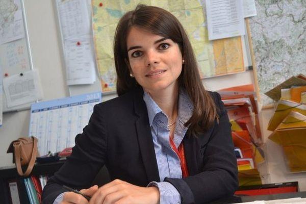 La directrice de cabinet du préfet de La Réunion Julie BOUAZIZ