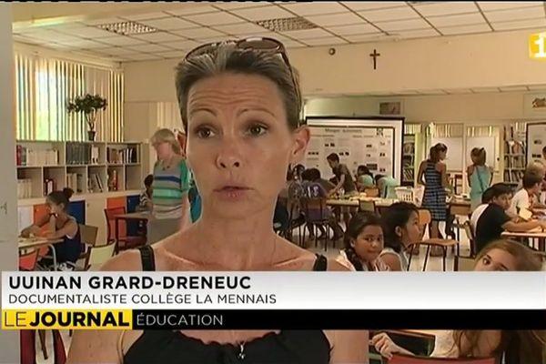 Les élèves de La Mennais sensibilisés à une alimentation plus saine