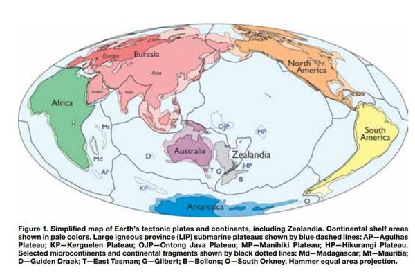 Zealandia / 7eme continent