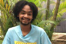 Alary Ravin, 17 ans et lycéen