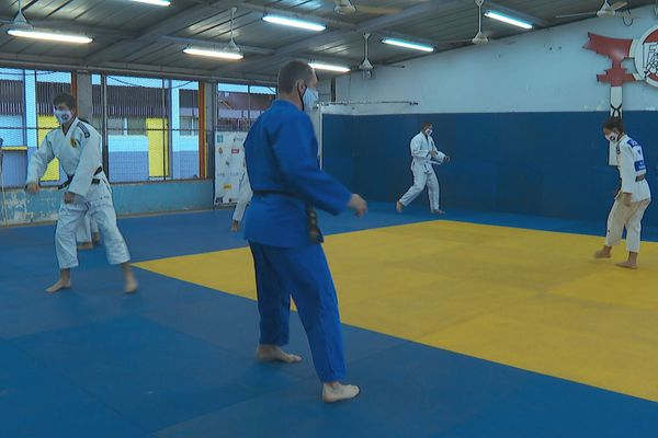 Judo / covid