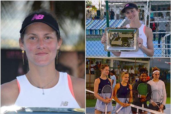 Tounoi ITF tennis femmes