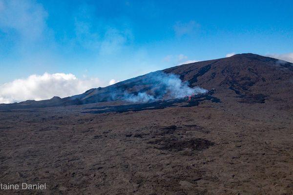 Eruption 13 juillet
