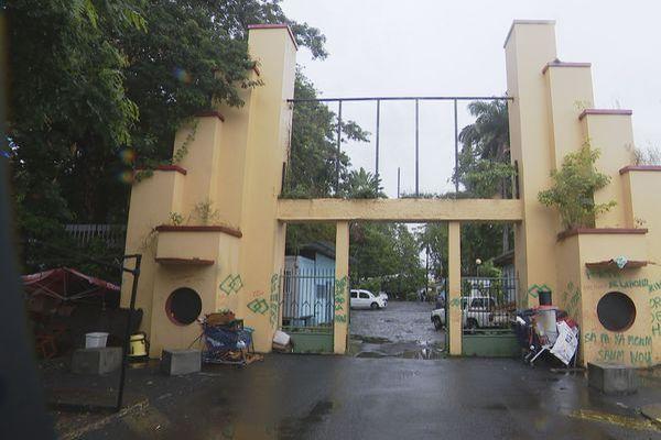 Le Parc Aimé Césaire à Fort-de-France