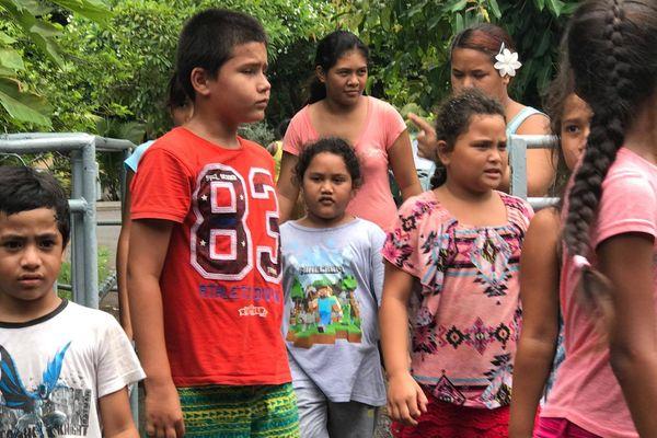 Noel pour les enfants de la mission
