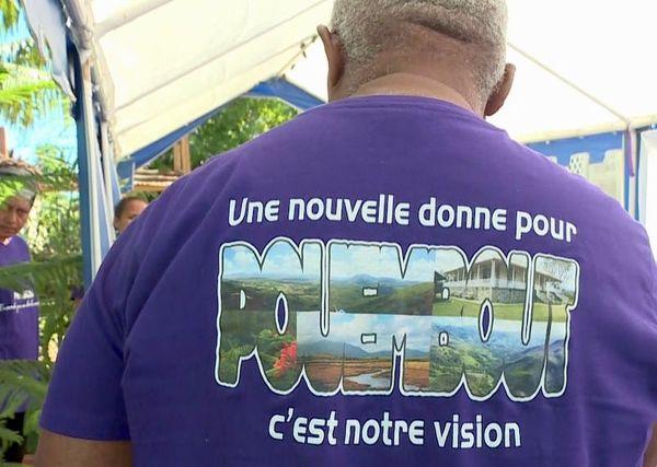 Municipales à Pouembout : liste Ensemble pour un destin commun
