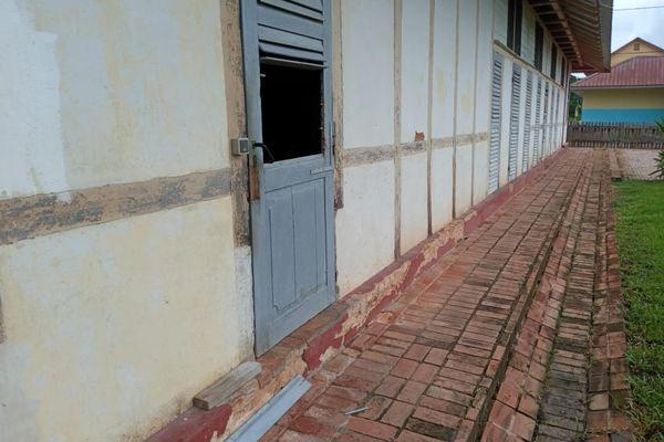 Iracoubo : l'église Saint-Joseph saccagée la nuit dernière