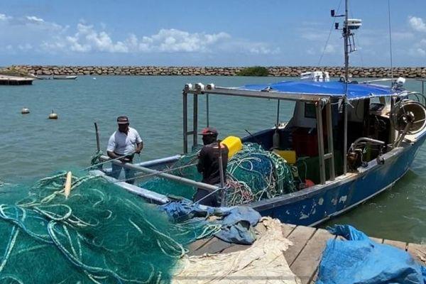 Pêche face au coronavirus