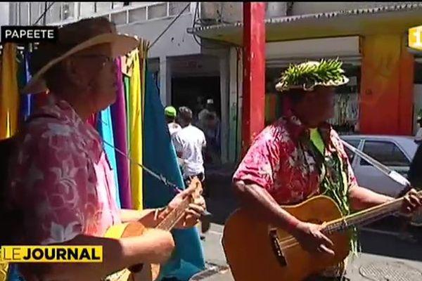 Papeete, ville touristique ?