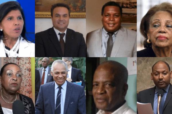 Les gagnants et les perdants des élections départementales en Outre-mer (à La Réunion, à Mayotte et en Guadeloupe).