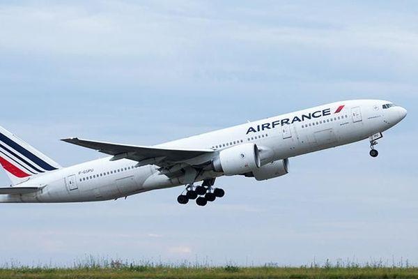 777-200 d'Air-France