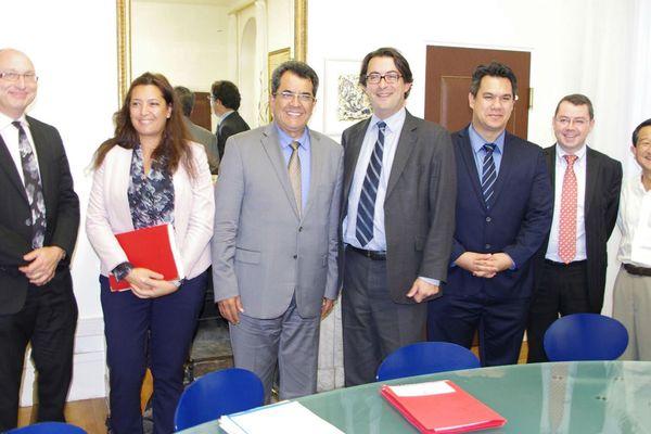 Le directeur général à l'Outre-mer se penche sur le CGCT et le RSPF