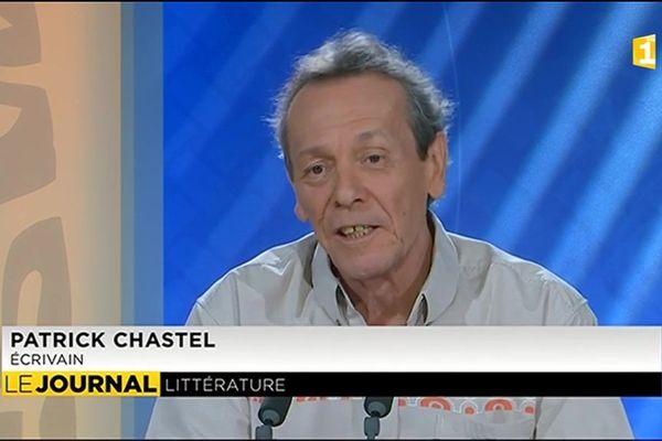 Salon du livre : rencontre avec Patrick Chastel