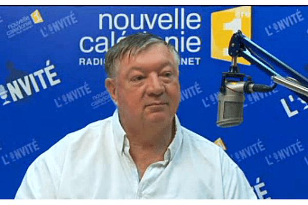 Disparition de Pierre Alla, président du conseil d'administration de la SLN (Eramet