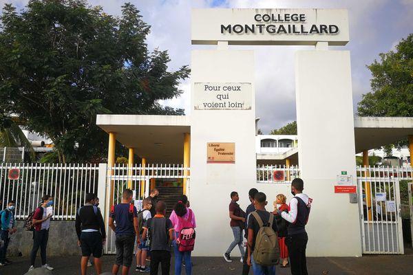 Reprise des cours ce lundi 18 mai au collège de Montgaillard