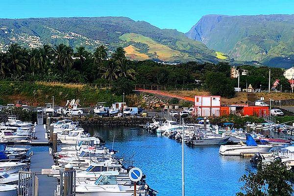 Le port de plaisance de Sainte-Marie 09 06 2021