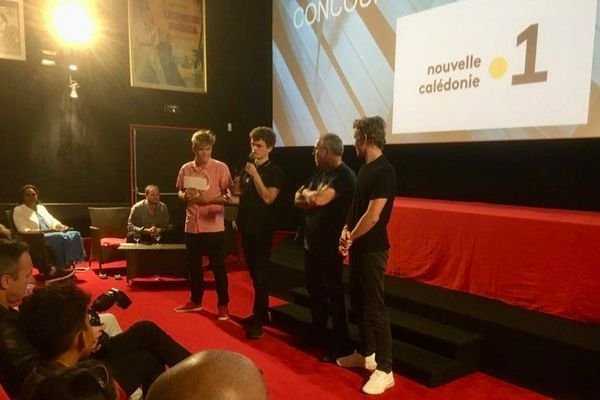 Palmarès du festival du cinéma de La Foa : prix du meilleur court-métrage à About last night