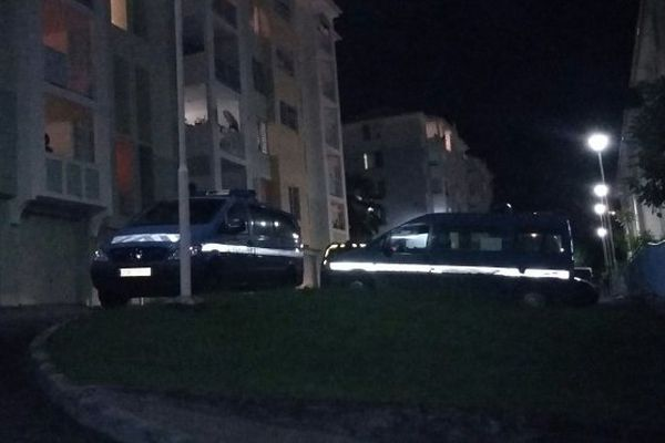 Voitures gendarmes