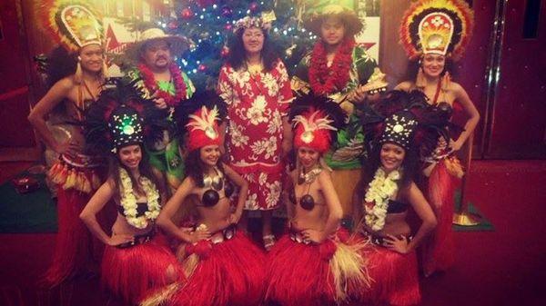 La Nuit de la Glisse Ori Tahiti