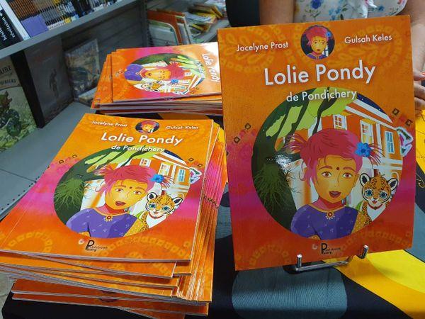 Lolie Pondy fait escale à Mayotte!