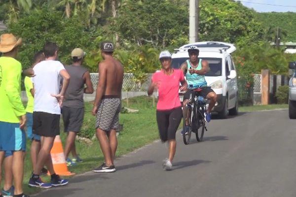 Foulées de Raiatea : moins de participants que les éditions précédentes