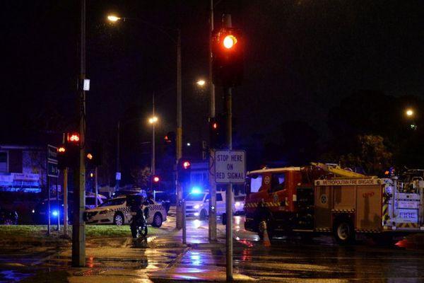 Intervention à Brighton après la prise d'otage australie melbourne terrorisme