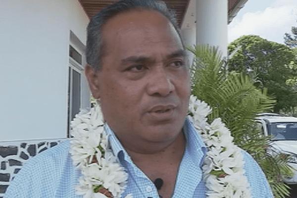 Napole Polutele député de Wallis et Futuna