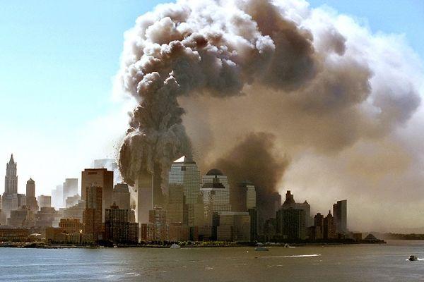 Le 11 septembre 2001 à New-York