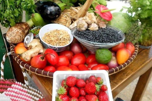 Gazon d'Riz saison 6 : légumes