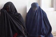 Des femmes afghanes contraintes de se voiler intégralement (image d'illustration).