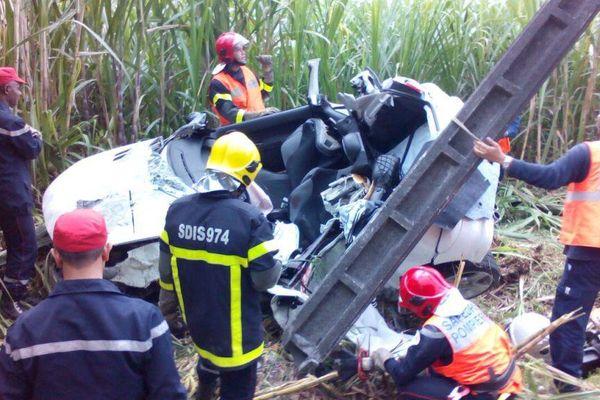 Accident St Benoit