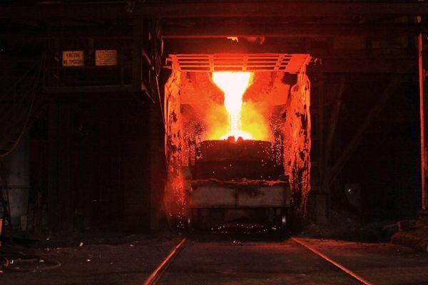 Nickel coulée de métal usine grecque Larco